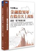 金融股領軍 台股首次上萬點:資產、電子輪番出線